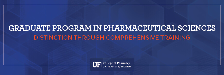 Graduate Program in Pharmaceutical Sciences