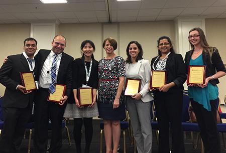 ASCPT award recipients, 2017
