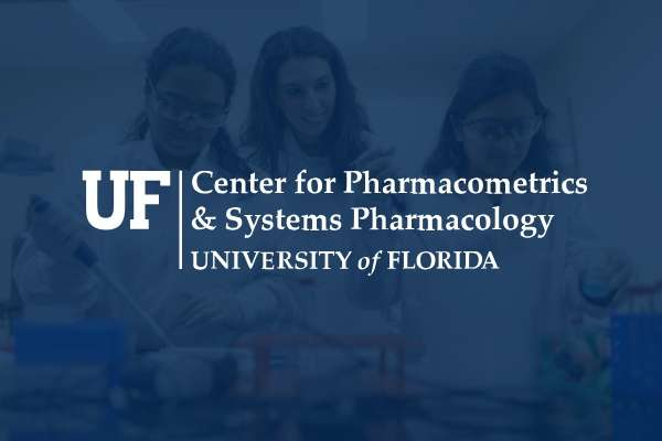 center for pharmacometrics & systems pharmacology logo