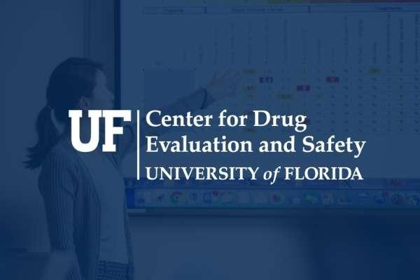 Center for Drug Evaluation and Safety logo